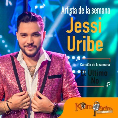 """""""El último no"""", lo nuevo de Jessi Uribe"""